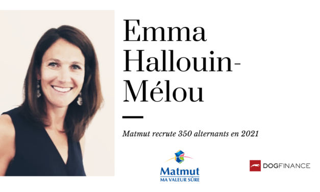 Matmut recrute 350 alternants en 2021