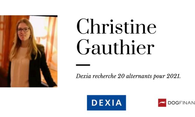 Dexia recherche 20 alternants pour 2021