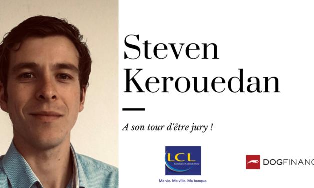 Steven Kerouedan, à son tour d'être jury !