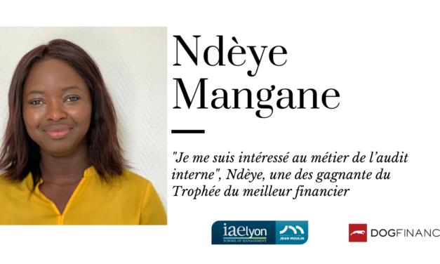 """""""Je me suis intéressé au métier de l'audit interne"""", Ndèye, une des gagnante du Trophée du meilleur financier"""